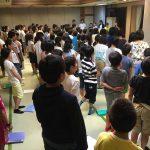 6年 広島平和学習 終礼・み言葉の祭儀