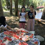 特別音楽合宿 夏合宿 公園に遊びに行きました
