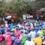 3年富士林間学校 2日目河口湖フィールドセンター