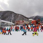 雪の学校 雪上運動会を行いました