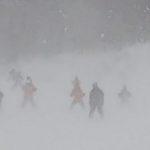 雪の学校 スキーレッスン2日目が始まりました
