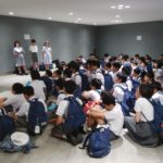 6年広島平和学習 3日目 閉校式